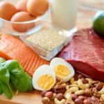 タンパク質を多く摂れる食べ物・カロリー別カテゴリー