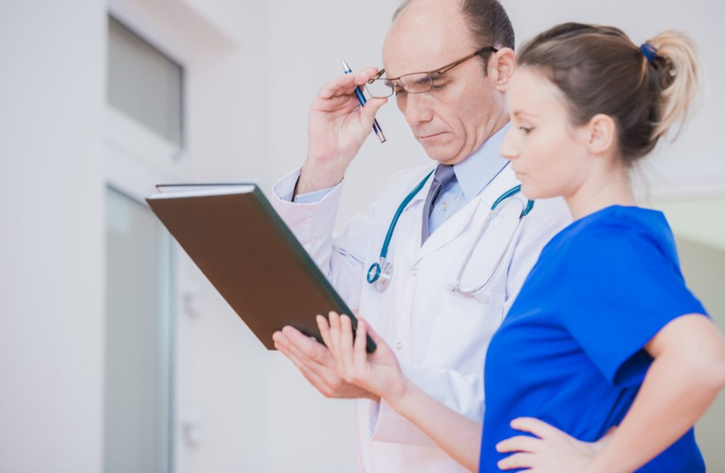 Hospital Staff Doctor Review